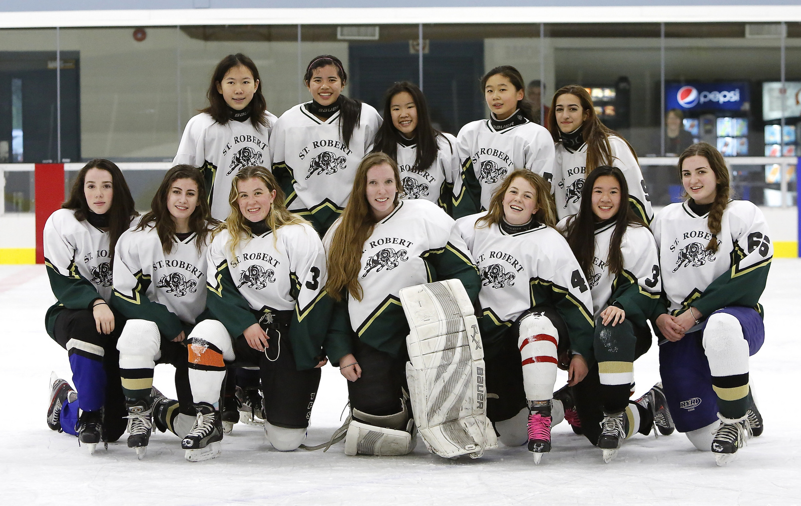 Varsity Girls Hockey