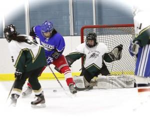 Varsity Girl's Hockey