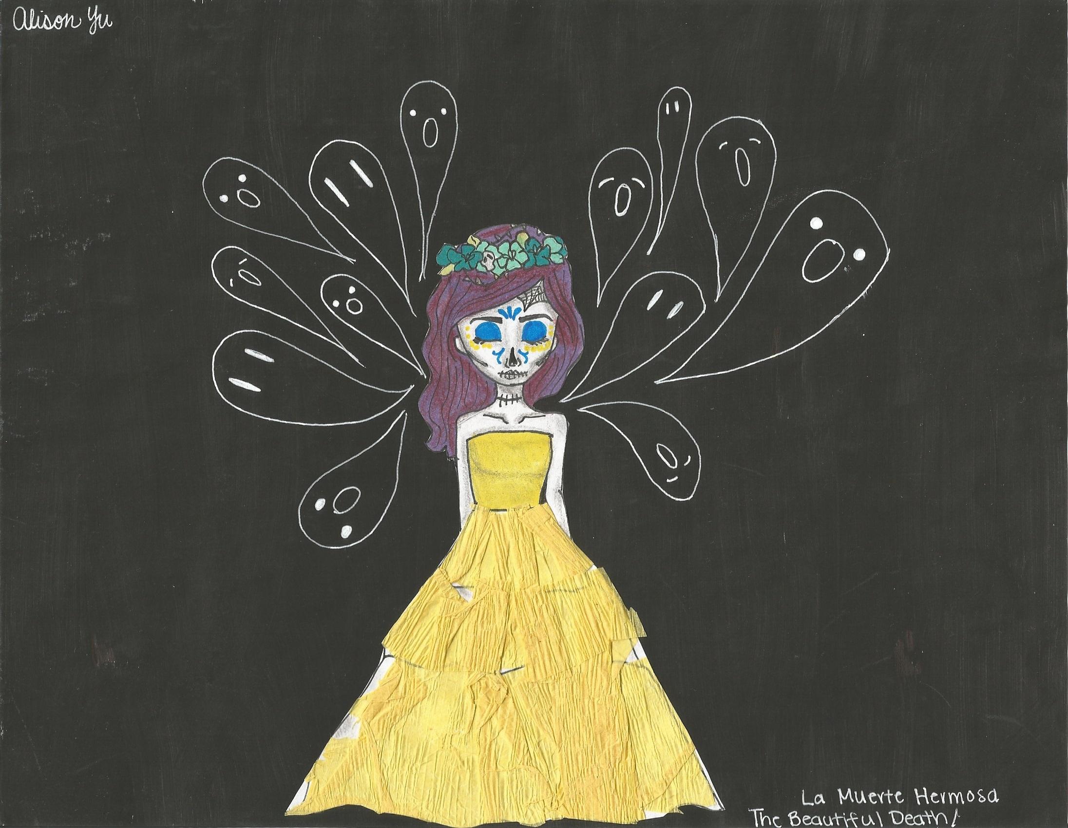 La Muerte Hermosa by Alison Y.